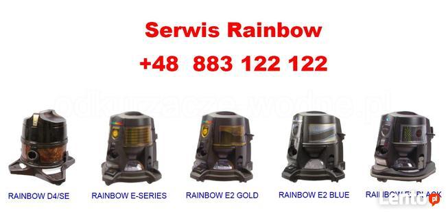 Zbiornik na wodę do odkurzacza Rainbow!
