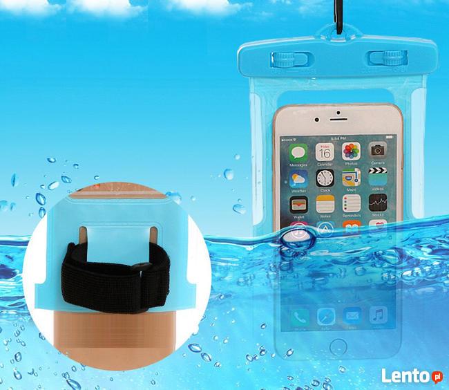 Wodoodporne etui pokrowiec na telefon / na plażę/ na kajaki/
