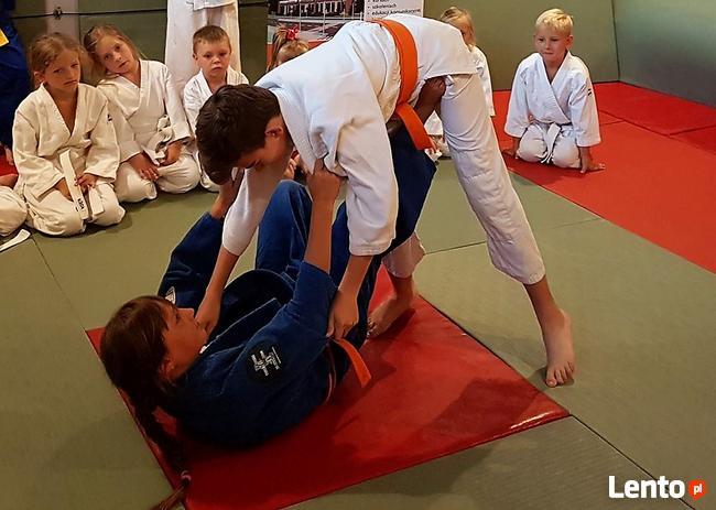 Treningi Judo.