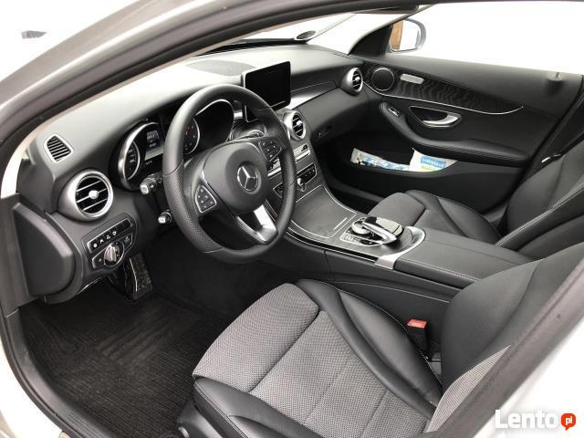2016 Mercedes-Benz C 220 d 4Matic T 9G-TRONIC Avantgard