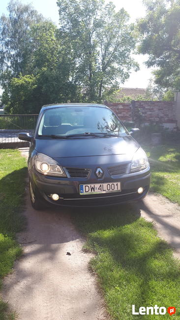 Renault Scenic II 2.0 Automat + LPG
