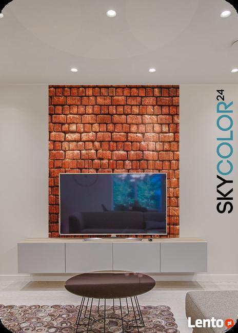 Panel za TV / Pod TV, telewizor, 100 x 200 cm