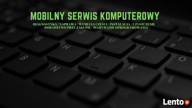 Mobilny Serwis Komputerowy