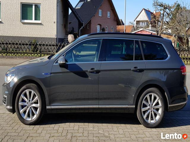 2018 Volkswagen Passat Variant GTE Hybrid DSG/AHK/LED/P