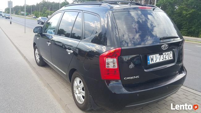 2008 kia Carens diesel