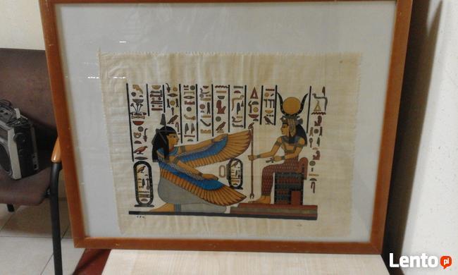 PAPIRUSY Egipskie