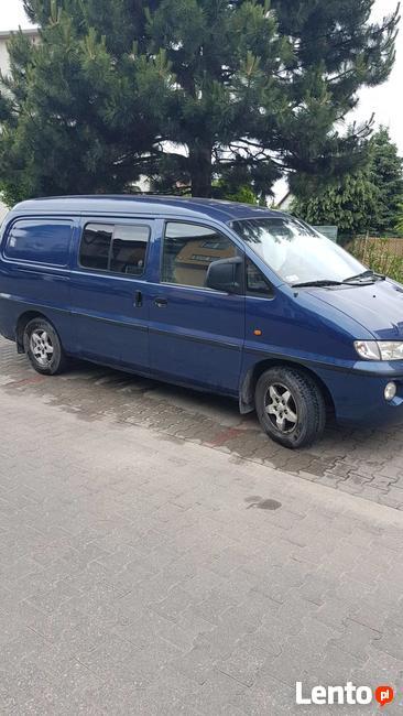 Sprzedam Hyundai Van H200,lub zamienię