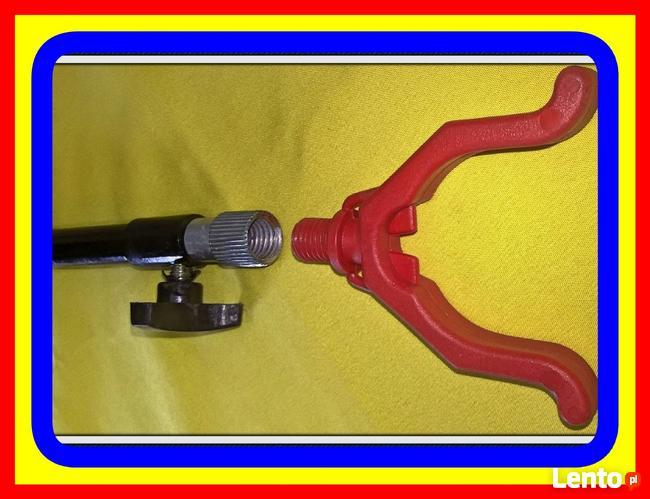 JB Metalowe Podpórka pod Wędkę (Podpórki / Podpórek) 55/95cm