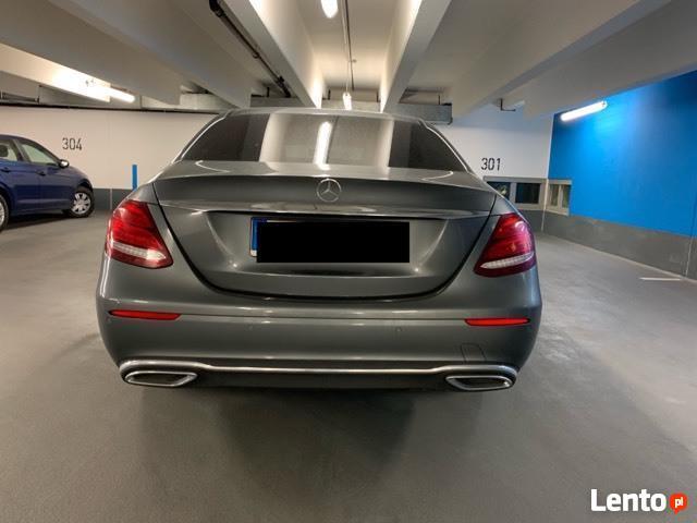2016 Mercedes-Benz E 220 d 9G-TRONIC Avantgarde
