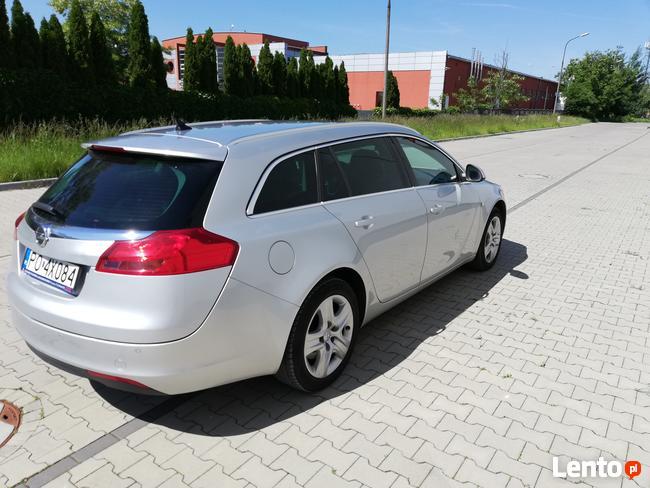 Opel Insignia Sport Edition zadbana tanio!