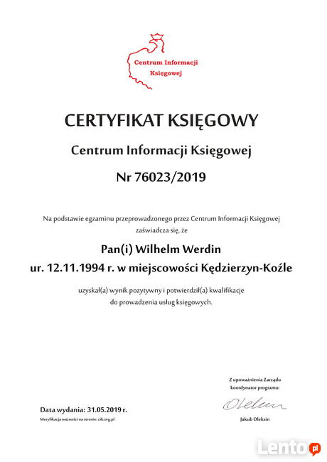 Biuro Rachunkowe w Poznaniu - księgowość Naramowice