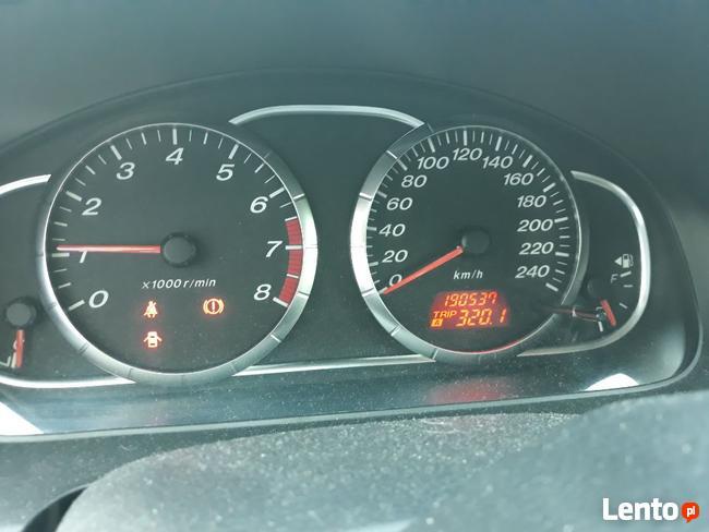 Mazda 6 - silnik do korekty - bierze olej