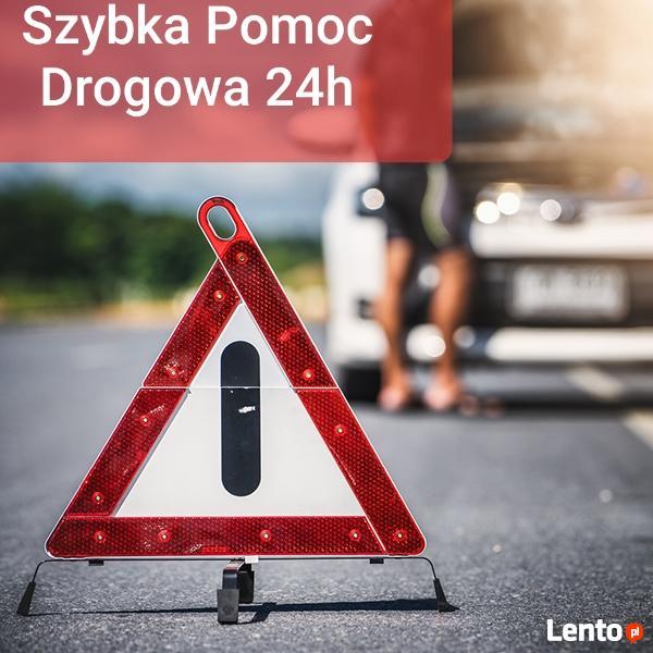 Holowanie Warszawa Ursynów Laweta Ursynów Pomoc Drogowa 24H