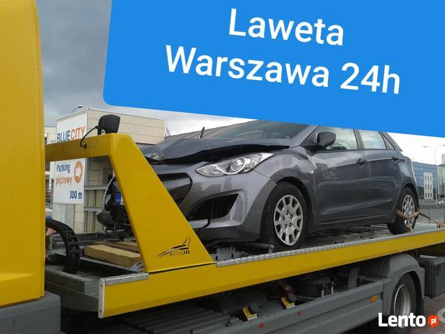 Awaryjne uruchomienie samochodu warszawa 24h, Pomoc Drogowa