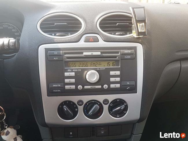 Ford Focus 1.6 TDCi kombi 2006 rok (bez DPF) 9000 zł Lubin