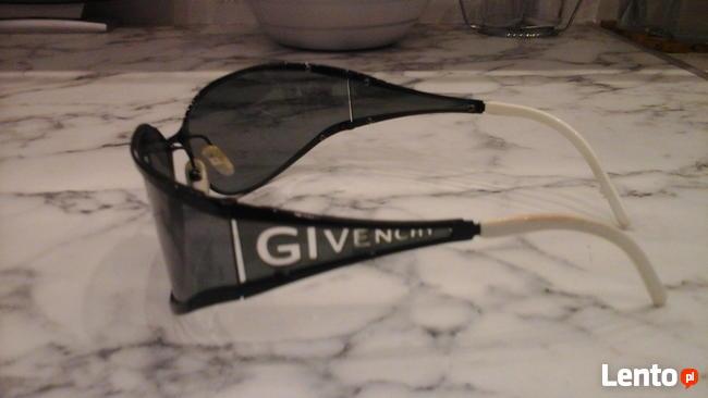 Sprzedam okulary przeciwsłoneczne firmy Givenchy, UNISEX,używ