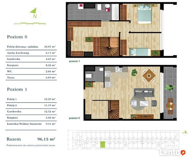Unikatowy Apartament w Zielonej Okolicy