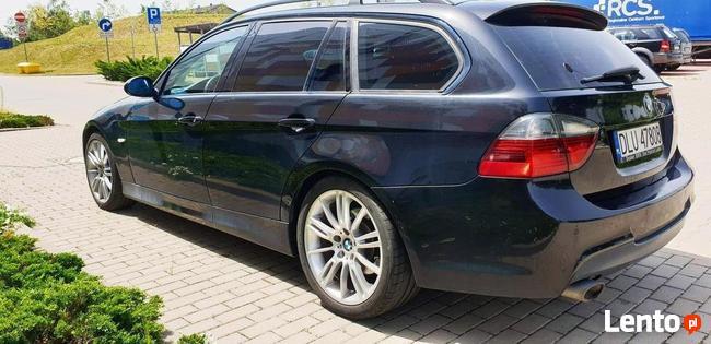 BMW 320d E91