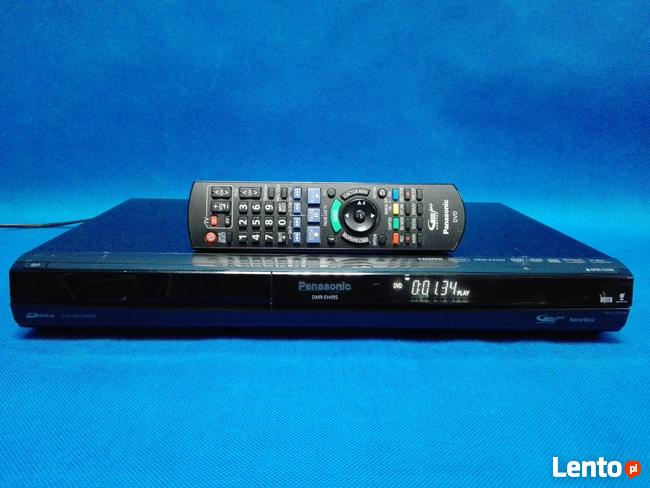 Nagrywarka DVD/HDD Panasonic DMR-EH495 / 160GB / Pilot