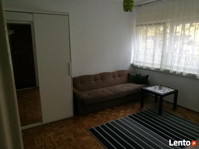 Wynajme 2 pokojowe mieszkanie