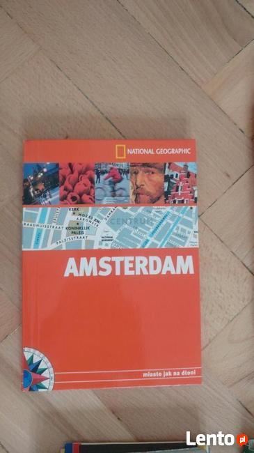 Amsterdam przewodnik