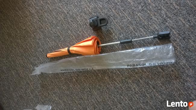 Parasol parasolka na wozek