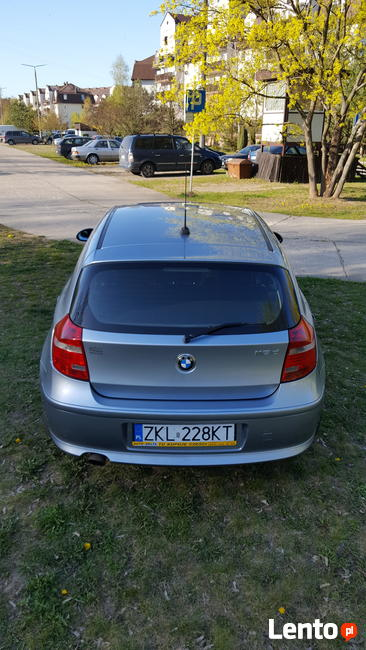 Sprzedam BMW 118d 2008r. ZADBANY