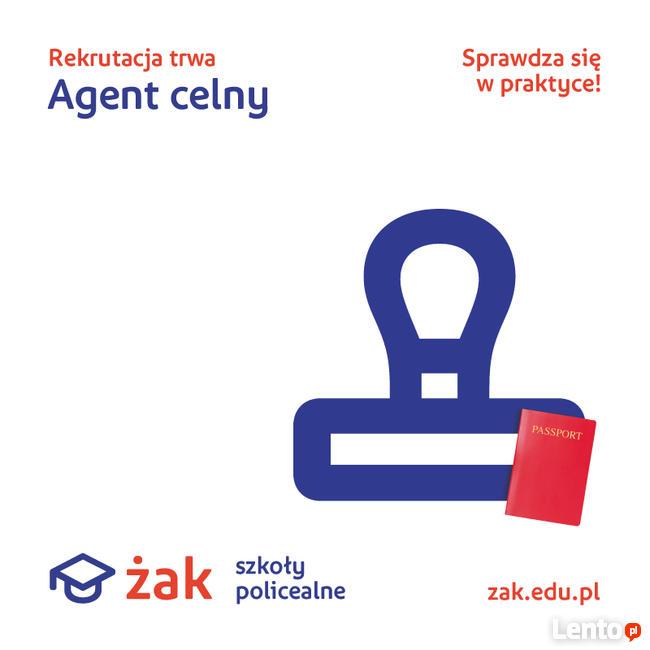 Agent Celny- roczna specjalizacja w ŻAKU