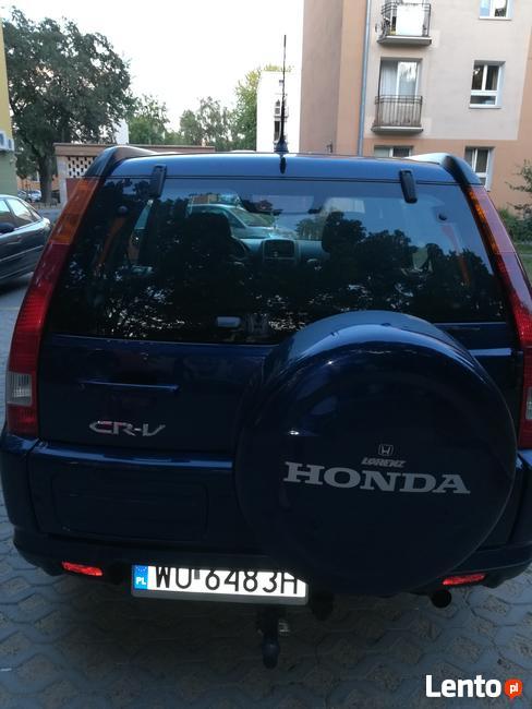 Sprzedam Hondę CR-V ll