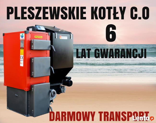Kocioł z Podajnikiem Piec 5 DOSTAWA Ekogroszek 12 kW NOWOCZE