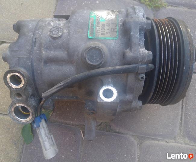 Kompresor sprężarka klimatyzacji Astra G 1,7DTI ISUZU 75KM