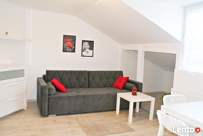 Apartament typu studio w ścisłym CENTRUM - ul. Chopina