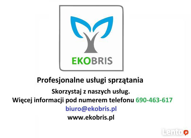 Sprzątanie biur Warszawa - EKOBRIS