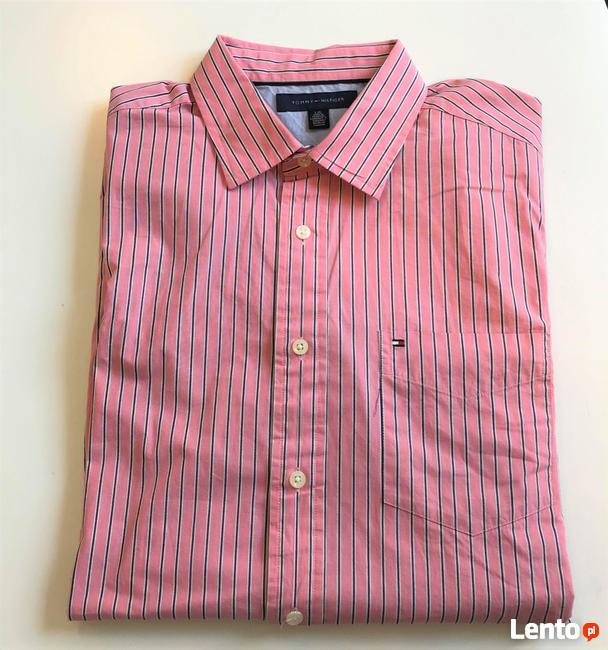 Koszula męska TOMMY HILFIGER_Produkt z USA