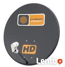 Antena Polsatu Cyfrowego HD używana sprawna