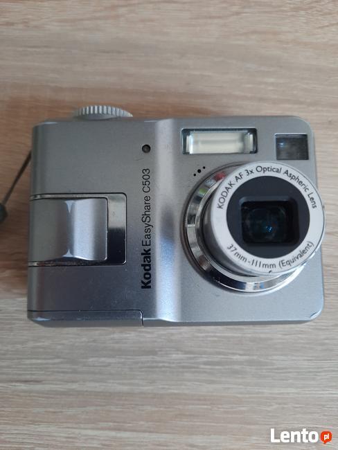 Aparat cyfrowy Kodak EasyShare C503- real foto sprawny