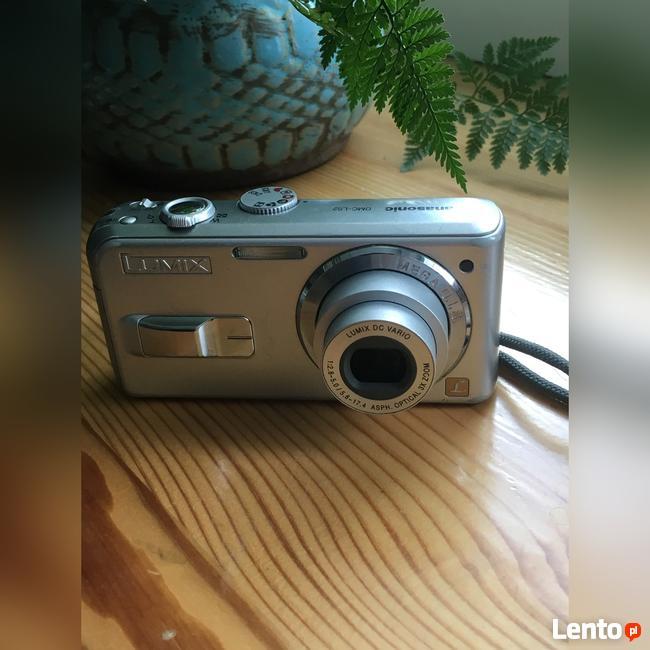 Aparat Cyfrowy Panasonic Lumix DMC-LS2 - real foto.