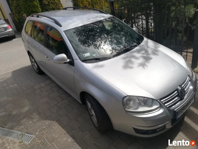 VW Golf V 1,9tdi 2009r