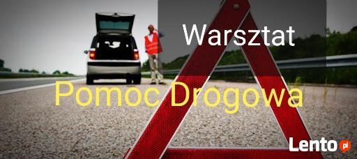 Pomoc drogowa Ursus Holowanie Ursus Laweta Warszawa Serwis