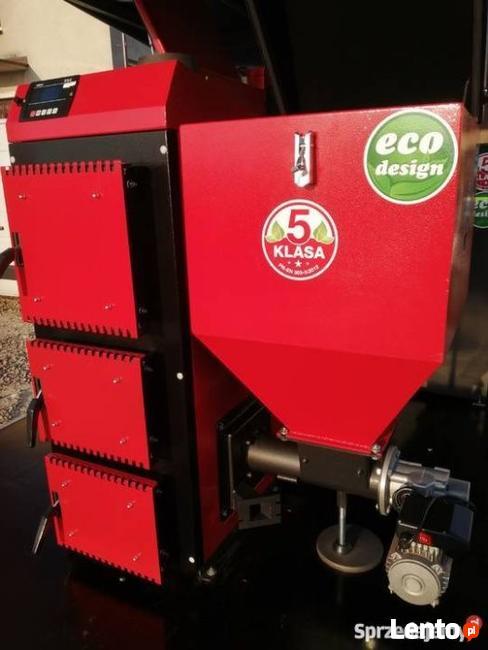 Kocioł piec z podajnikiem kotły piece 12 kW 5 KLASA DOTACJA