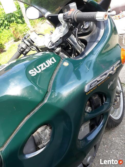 Motor suzuki gsxf 750