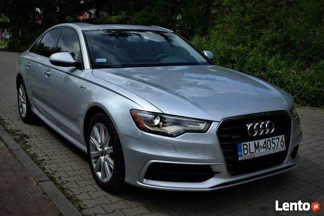 Audi A6 Benzyna / 310 km /Supercharged/ Quattro 4x4/ Faktura/ Okazja