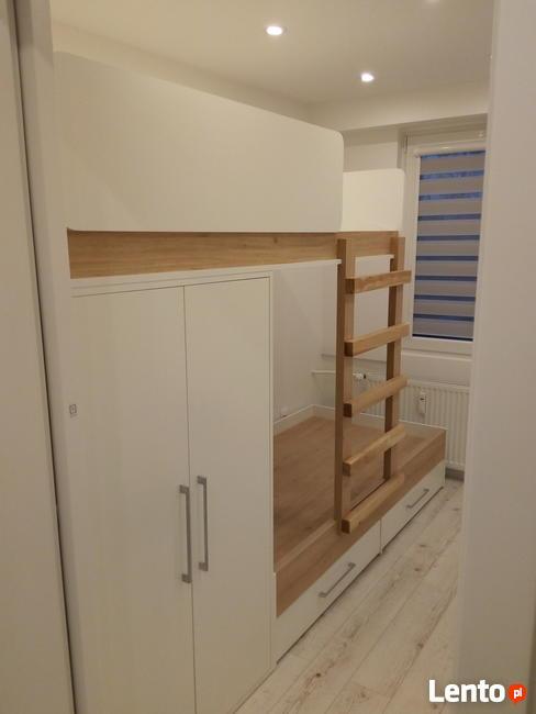 łóżka na antresoli - Darstol