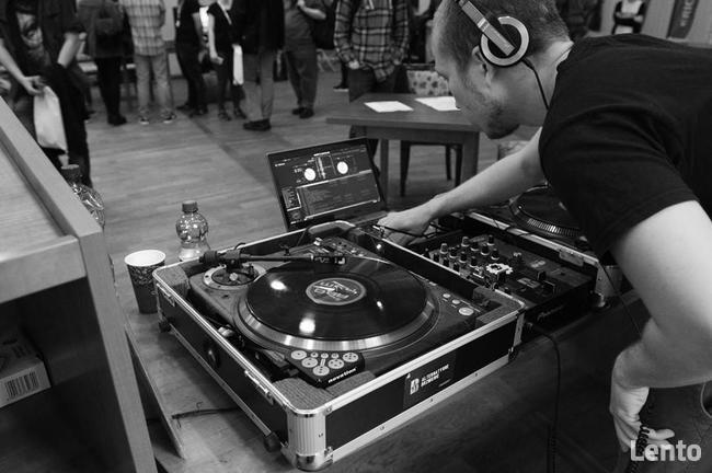 KURS DJ, indywidualne lekcje DJingu u Ciebie w domu !