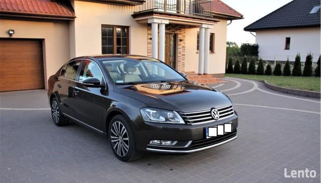 Volkswagen Passat B7, 2.0 TDI Comfortline