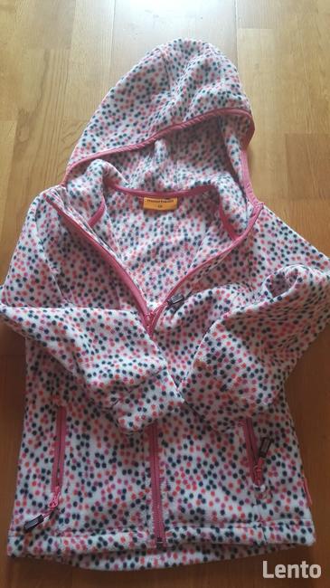 2 bluzy dla dziewczynki