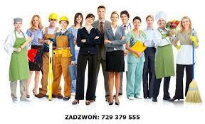 Pracownicy z Ukrainy Filipin Nepalu Uzbekistanu do pracy