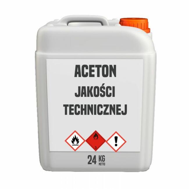 Aceton techniczny pierwotny - 24 - 1000 kg – Kurier