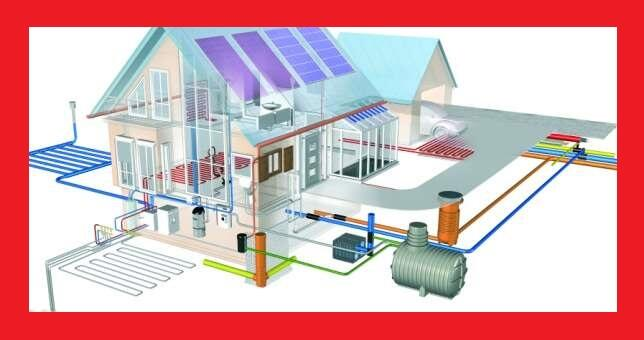 Projektant / projekty instalacji sanit. wod-kan. gaz c.o. we