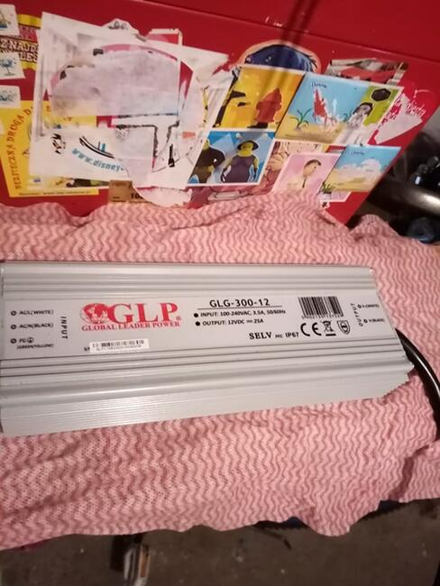 Sprzedam zasilacz LED